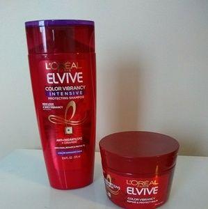 L'Oreal Elvive  Shampoo & Balm Set